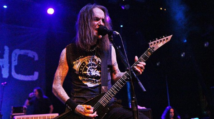 Fallece Alexi Laiho, guitarrista de la banda Children of Bodom