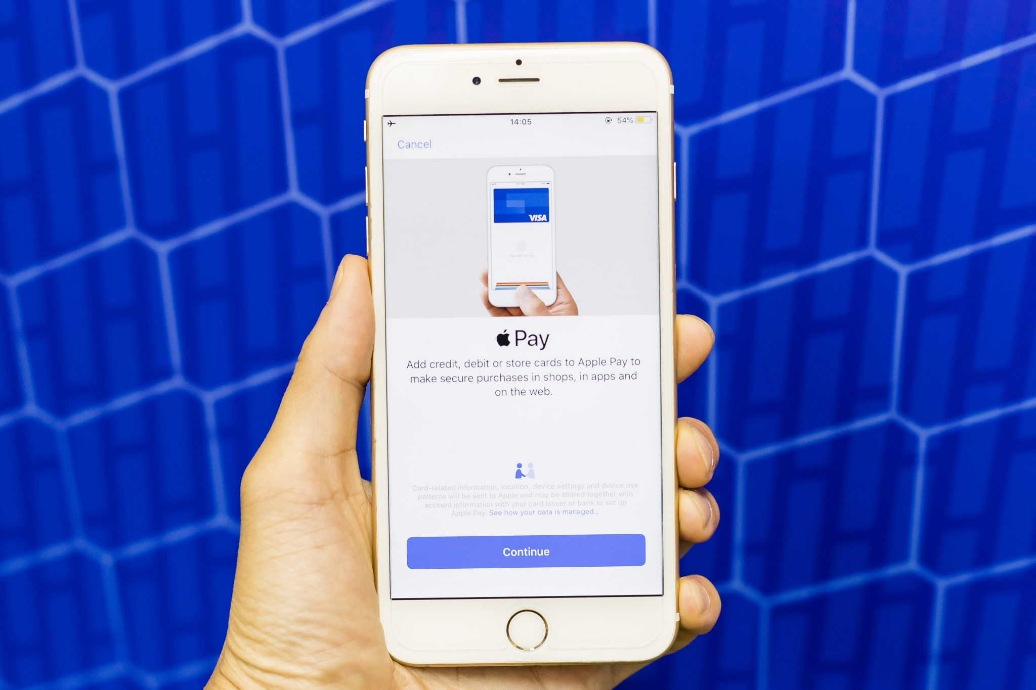 apple pay getty